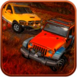 Image of Offroad Jeep 4x4 Driving