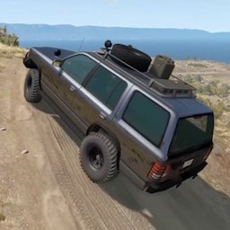 Image of Offroad SUV Jeep Driving Racing Car Games 2021