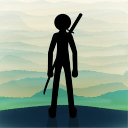 Stick Fight: Shadow Warrior & Stickman Game icon