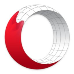 Image of Opera browser beta