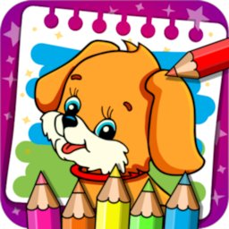Image of Coloring & Learn Animals
