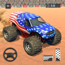 US Army Monster Truck icon