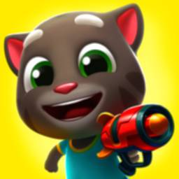 Image of Talking Tom Blast Park