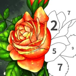 Image of Art Number Coloring