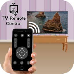 Image of TV Remote Control For All - IR