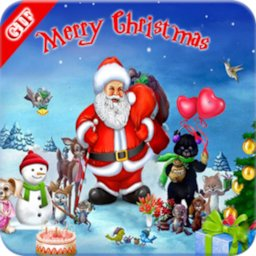 Image of Merry Christmas Gif Images