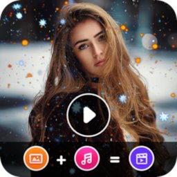 Image of Photo Effect Animation Video Maker with Song