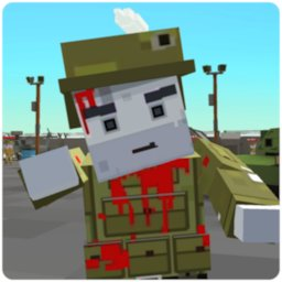 Image of Blocky Zombie Survival 2