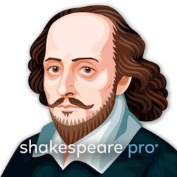 Image of Shakespeare Pro