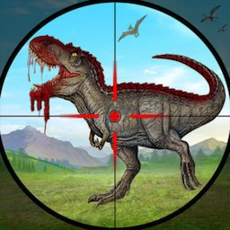Wild Dinosaur Hunting Games icon