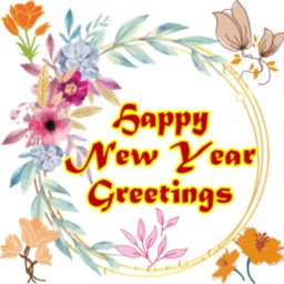 Image of New Year Greetings