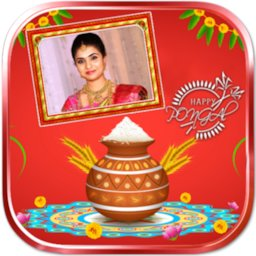 Pongal Frames icon