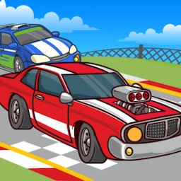 Image of Car Game for Toddlers Kids