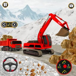 Image of City Snow Excavator Simulator
