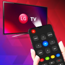 Image of Remote control for LG TV