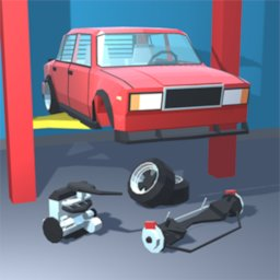 Image of Retro Garage