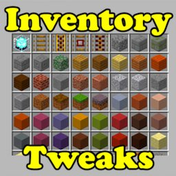 Image of Inventory Tweaks Minecraft
