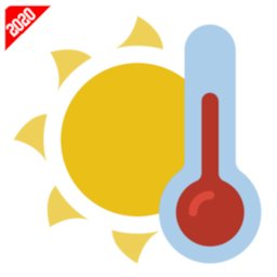 Room Temperature Thermometer - Meter icon