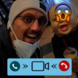 Image of Video Call from FGteev 2020 Prank