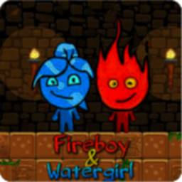 Image of Fireboy & Watergirl Adventure Game