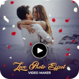 Image of Love Photo Effect Video Maker