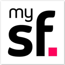 Image of mySF. For everything smartfren. Everything WOW