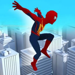 Image of Spider Heroes Parkour