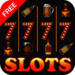 Image of Slot machine bar
