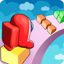 Cube Stacker 3D icon