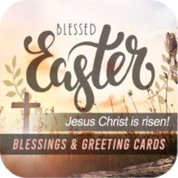 Image of Happy Easter Greetings & Blessings