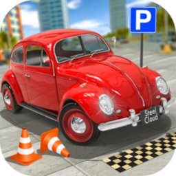 Image of Classic Car Parking Game