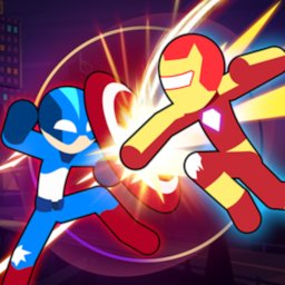 Image of Stickman Heroes Fight