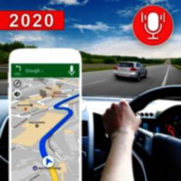 Image of GPS Maps, Voice Navigation & Live Satellite View