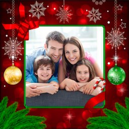 Image of Christmas Photo Frames