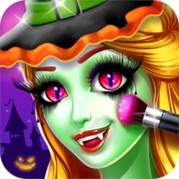 Image of Halloween Makeover