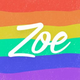 Zoe: Lesbian Dating & Chat App icon