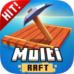 Multi Raft 3D: Survival Game on Island icon