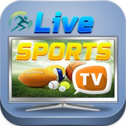 Image of live sports tv streaming