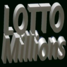 Image of LOTTO Millions Luck Trial Lottery Machine