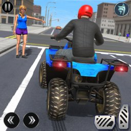 Image of ATV Quad Bike Simulator 2021