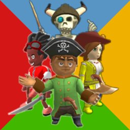 Image of Pirates party