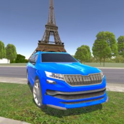 Image of Europe Car Driving Simulator