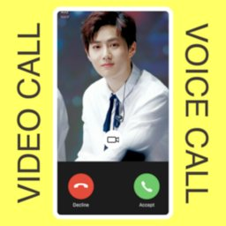 Image of EXO SUHO FAKE CALL - PRANK