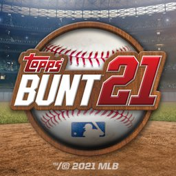 Image of Topps® BUNT® MLB Baseball Card Trader