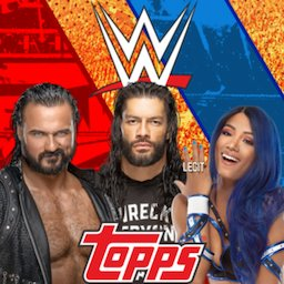 Image of Topps® WWE SLAM