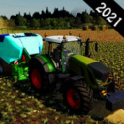 Image of New Thresher Tractor Farming 2021-New Tractor Game