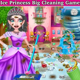Image of Winter Princess Big House Cleaning