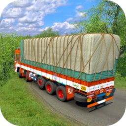 Image of Cargo Truck Driving Games 2020