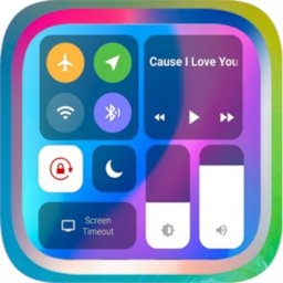 Image of iOS Control Center for Android (iPhone Control)