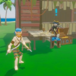 Image of Pirates! An Open World Adventure